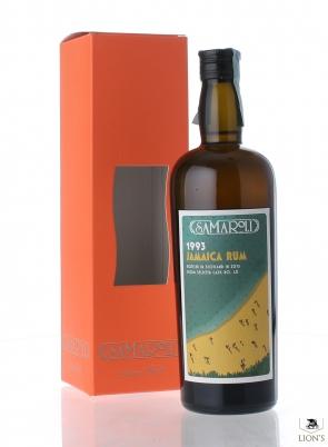 Jamaica Rum 1993 cask 40 Samaroli