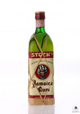 Jamaica Rum Stock's 45%