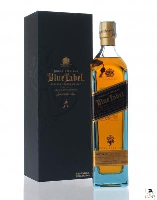 Johnnie Walker Blue Label Tiffany