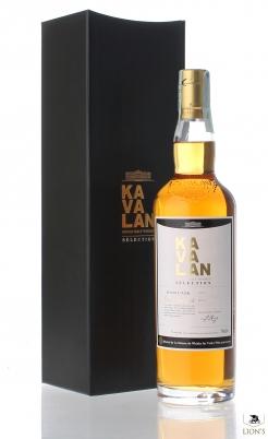 Kavalan Rum Cask 57.1% Velier 70th Anniversary