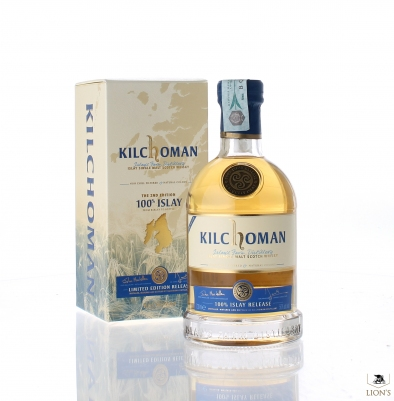 Kilchoman 100% Islay Release