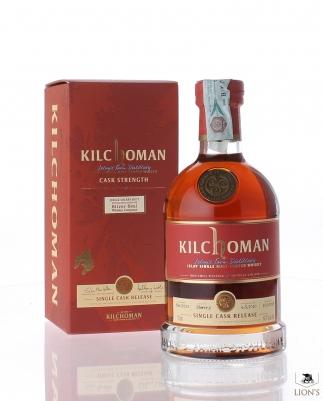 Kilchoman 2010 60.1% cask 256/2010