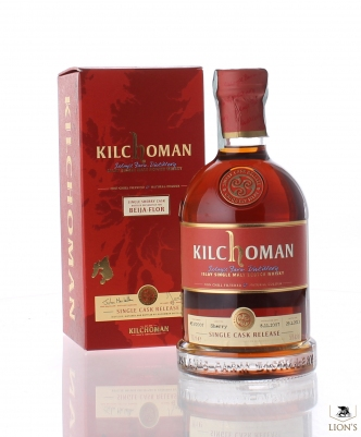 Kilchoman 2007 for Beija-flor Single sherry cask