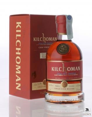 Kilchoman 2010 60.1% Silver Seal
