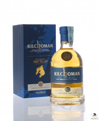 Kilchoman The Inaugural