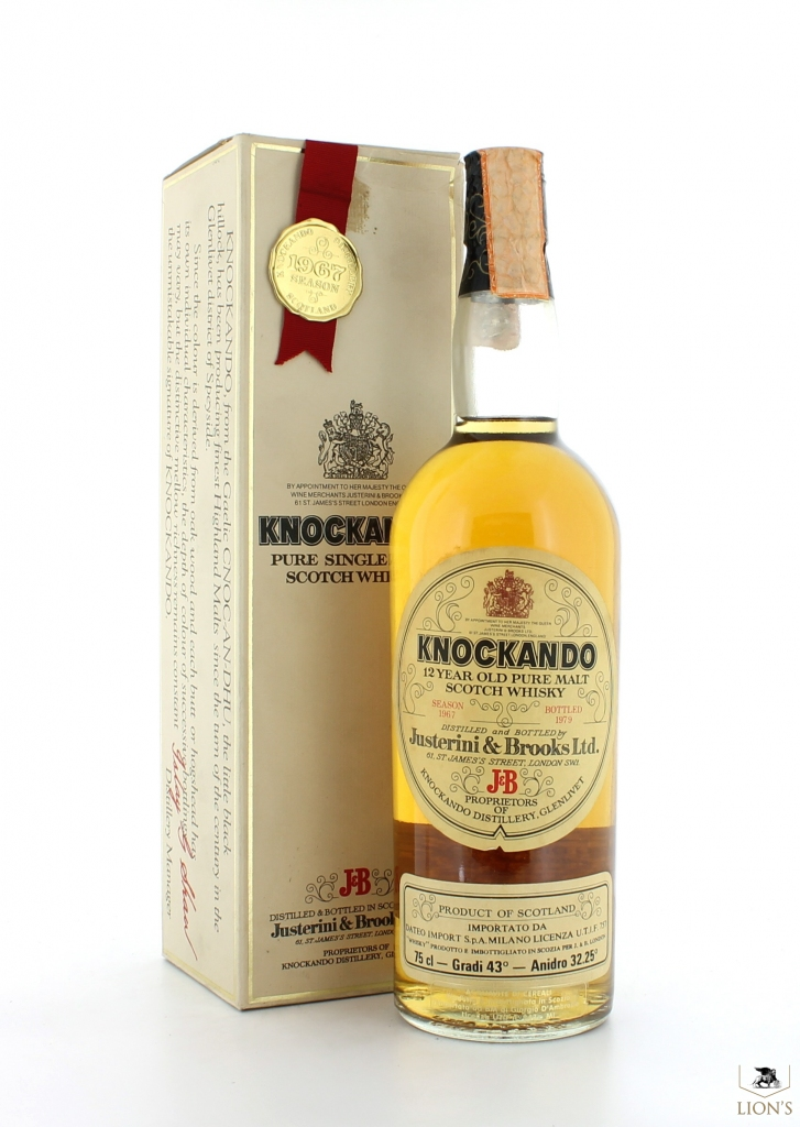 knockando 1967 one of the best types of scotch whisky. Black Bedroom Furniture Sets. Home Design Ideas