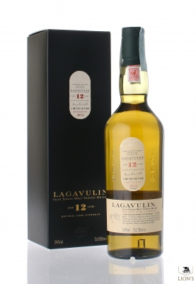 Lagavulin 12 years old 54.4%