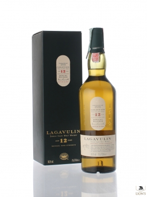 Lagavulin 12years old 58.2%