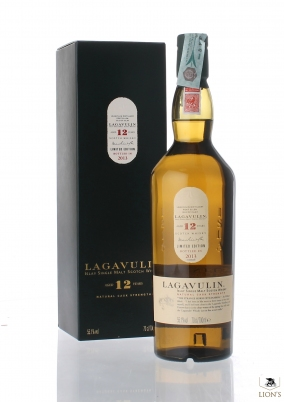 Lagavulin 12 years old 55.1% B2013