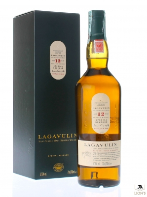 Lagavulin 12 years old 57.5%