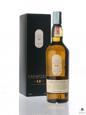 Lagavulin 12 years old 57.9%