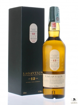 Lagavulin 12 years old 56.5%