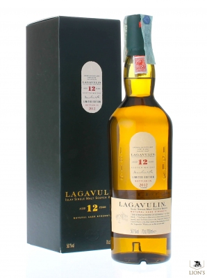 Lagavulin 12 years old 56.1%