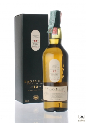 Lagavulin 12 years old 58.2% B2004