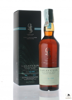 Lagavulin 1997 16 years old Distiller's Edition