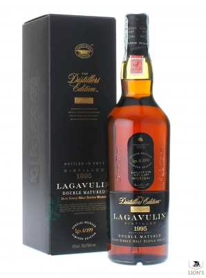 Lagavulin 1995 16 yo Double Matured