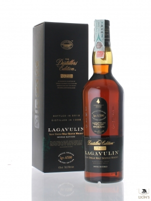 Lagavulin Distillers Edition 1996