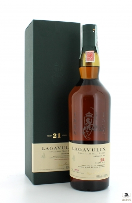Lagavulin 1985 21yo 