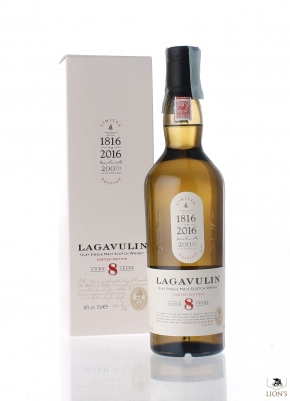 Lagavulin 8 years old 200th anniversary