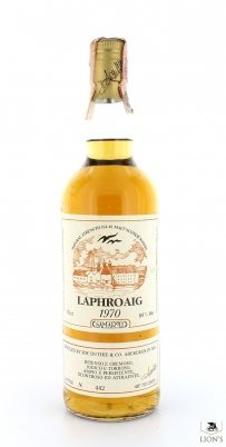 Laphroaig 1970 B1986 Samaroli