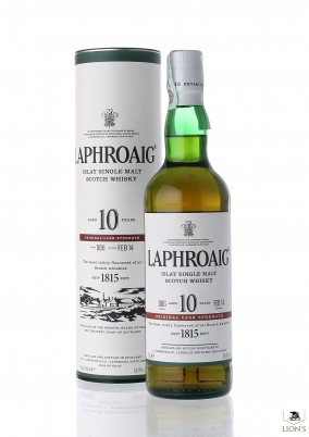 Laphroaig 10 years old 50.0% batch 006