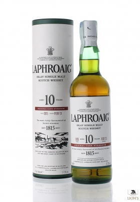 Laphroaig 10 years old batch 5 57.2%