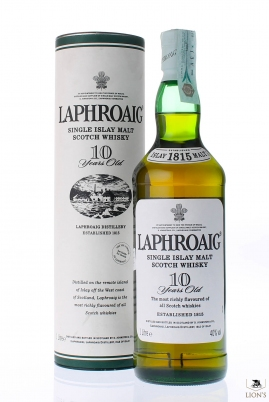 Laphroaig 10 years old 1 litre