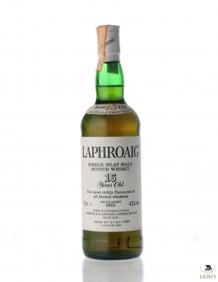 Laphroaig 15 years old 75cl