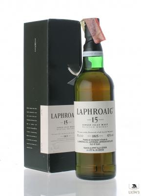 Laphroaig 15 years old Spirits S.p.A