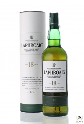 Laphroaig 18 years old 48%