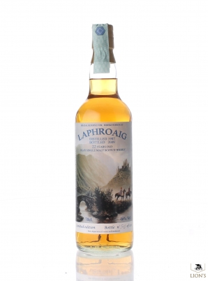 Laphroaig 1987 22 years old Whiskyforyou 2009