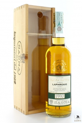 Laphroaig 1997 12 years old 52.5% Duncan Taylor