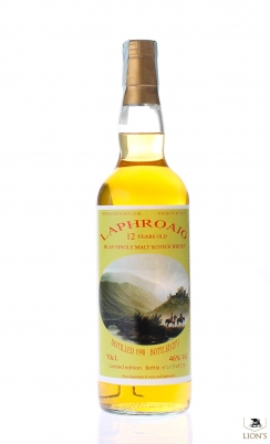 Laphroaig 1998 12 years old Whisky for You