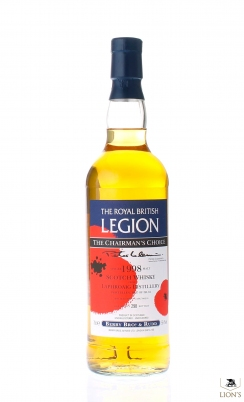 Laphroaig 1998 55.4% Royal British Legion