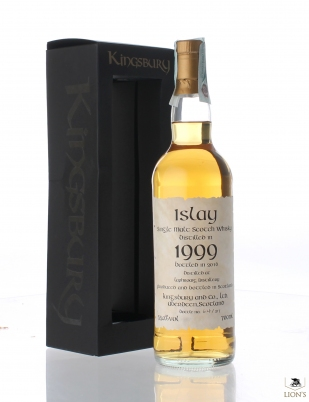 Laphroaig 1999 55% Kingsbury
