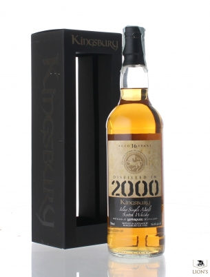 Laphroaig 2000 16 years old 54.4% Kingsbury
