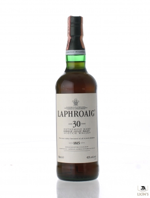 Laphroaig 30 years old 75cl