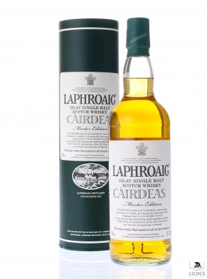 Laphroaig Cairdeas 57.3% Master Edition