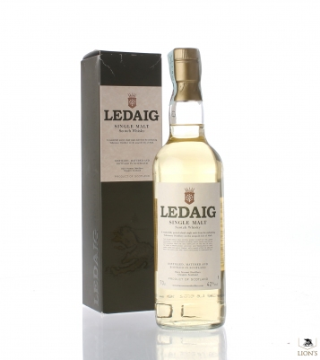 Ledaig 42% 70 cl grey box