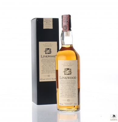 Linkwood Whisky Of Lion 39 S Whisky