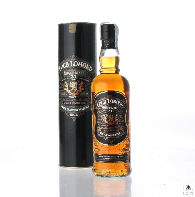 Loch Lomond 21yo One Of The Best Types Of Scotch Whisky