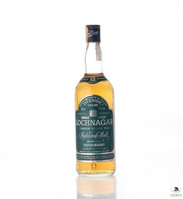 Lochnagar 12yo 43% 75cl