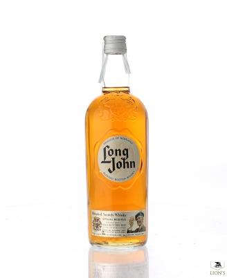 Long John hills Duty Free 1 litre