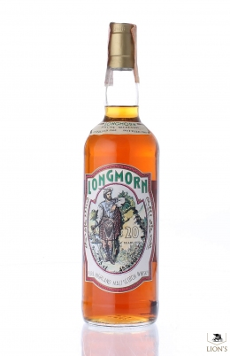 Longmorn 1968 20 years old Intertrade