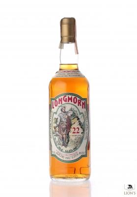 Longmorn 1969 22 years old 61.0%