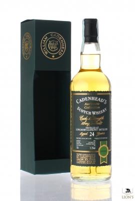 Longmorn 1990 24 years old 51.3% Cadenhead