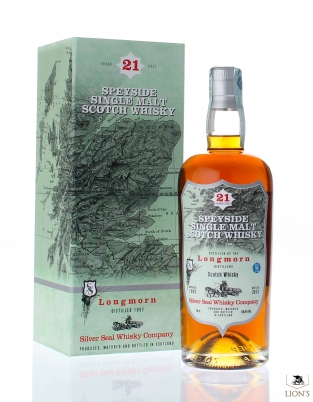Longmorn 1992 21 years old 58.8% Silver Seal