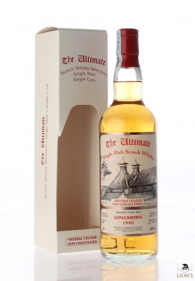 LONGMORN THE ULTIMATE 25YO 1990