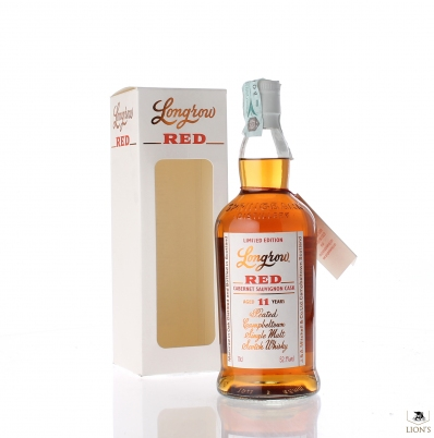 Longrow RED 11 years old 52.1%