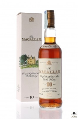 Macallan 10 years old 70cl